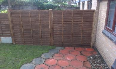 fencing installed east London